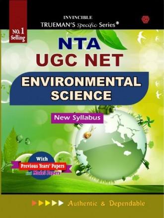 Trueman's UGC NET Environmental Science