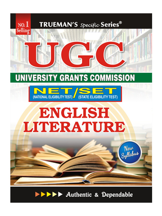 Trueman's UGC NET English Literature