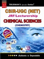 Trueman's UGC CSIR-NET Chemical Sciences