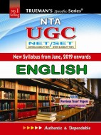Trueman's NTA UGC NET English