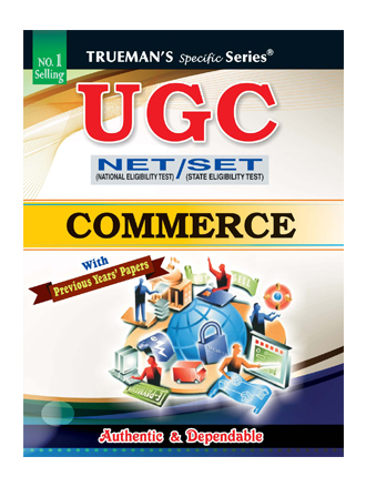 Trueman's UGC NET Commerce