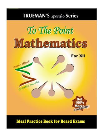 To The Point Mathematics, +2