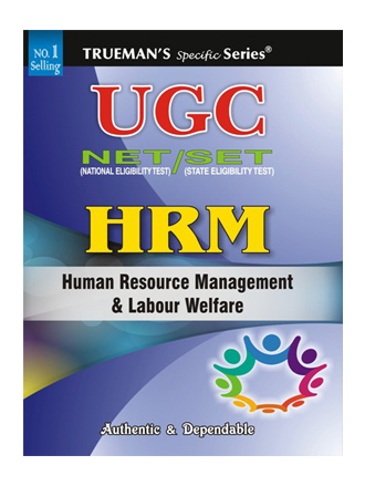 Trueman's UGC NET HRM / Human Resource Management & Labour Welfare